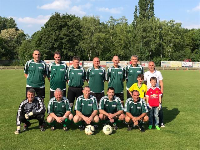 Ü40 Turnier in Neureut