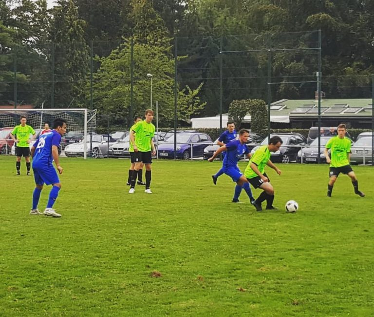 FV Leopoldshafen 2 – FV Graben 0:0