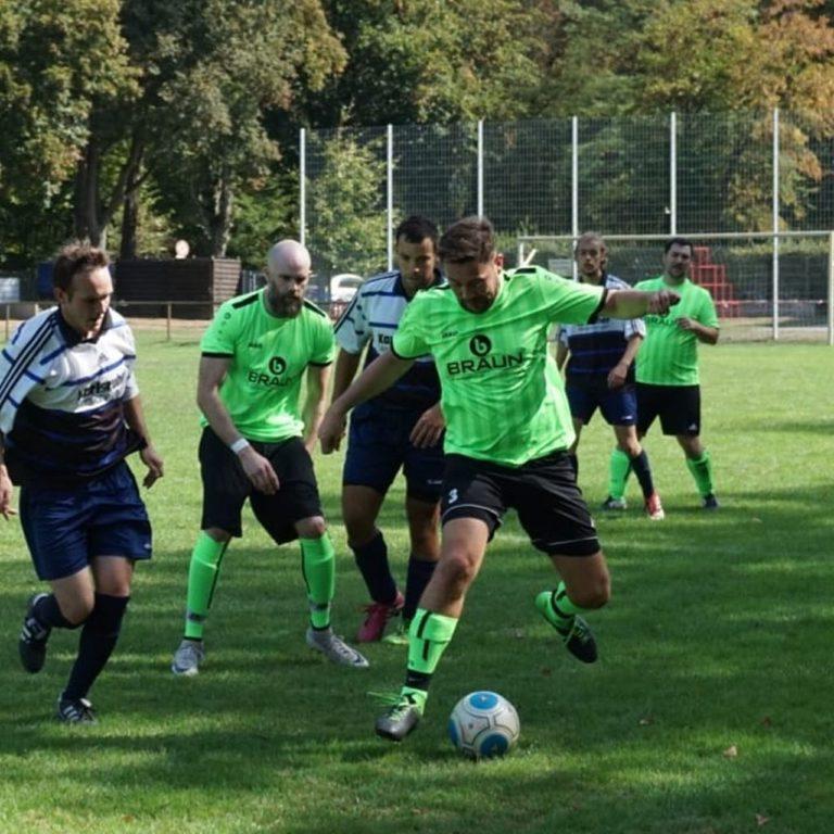 DJK-Ost-Karlsruhe 2 – FV Graben 2 3:2