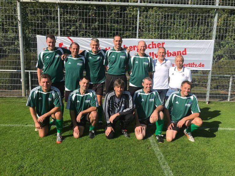 Baden-Württembergische Meisterschaft Ü40 2018 in Kuppingen