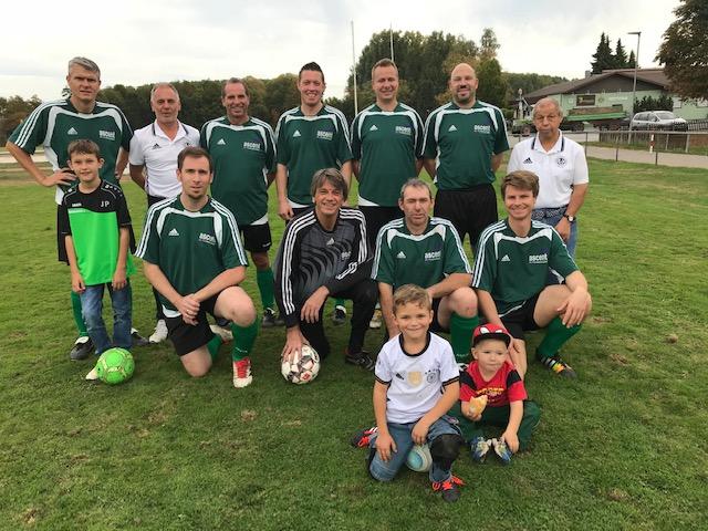 AH Turnier am 06.10.2018 in Liedolsheim