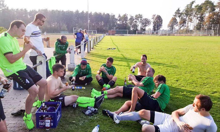 FVG – FC Spöck 2 4:0
