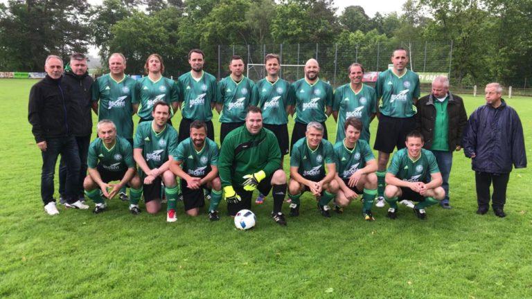 Pokalspiel FV Graben – FC. Vikt. Berghausen